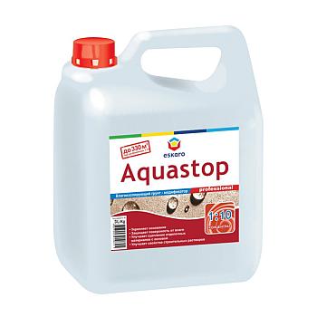 Укрепляющий грунт-концентрат Eskaro Aquastop Professional