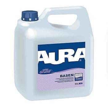 Универсальный пропиточный грунт Aura Unigrund Basen