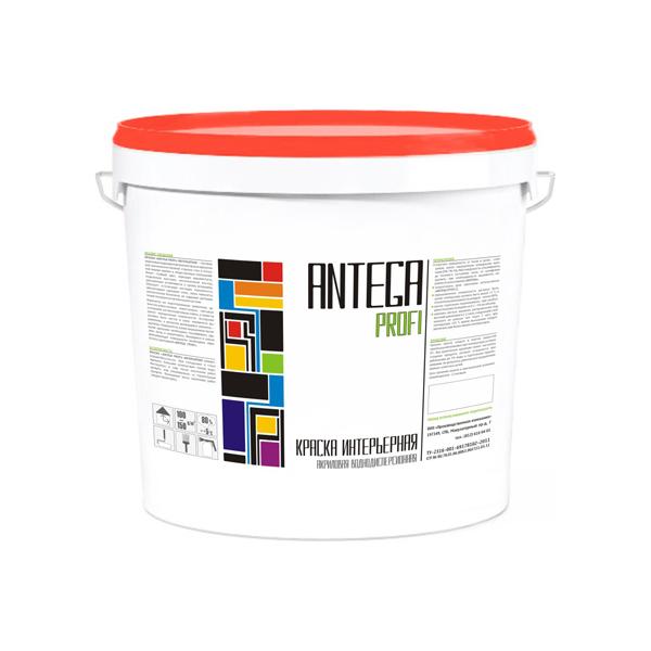 Краска ANTEGA — PROFI интерьерная 14 кг