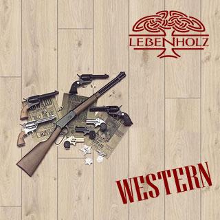 Новая коллекция ламината Lebenholz Western в продаже!