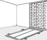 Cтекломагниевый лист для облицовки стен