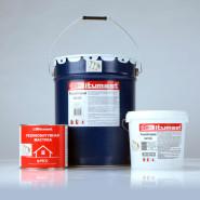 Резинобитумная мастика Bitumast 18 кг/ 21,5 л