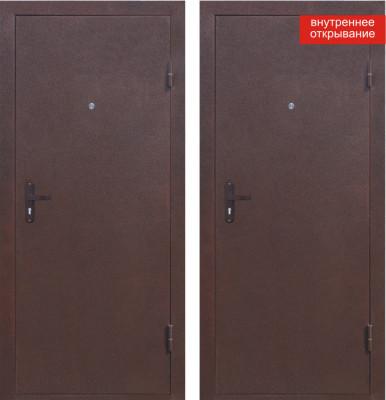 Металлическая дверь СтройГост