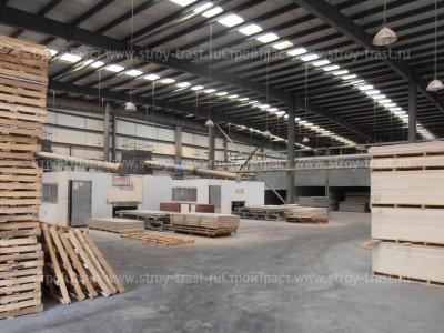 Производство СМЛ - производственный цех