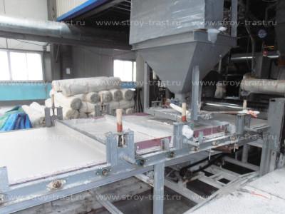Производство СМЛ - дозатор с раствором