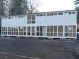Изготовление и продажа модульных конструкций (хозблоков, мобильных офисов, комплексных решений)