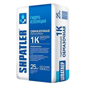 Гидроизоляция Шпатлер обмазочная 1K