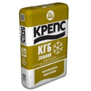 Кладочная смесь Крепс КГБ Зимний (25 кг)