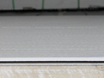 Шероховатая сторона СМЛ для оклейки плиткой