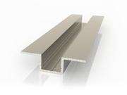 Профиль стыковочный алюминиевый омега