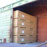 Первое в ноябре поступление СМЛ на наш склад в Санкт-Петербурге