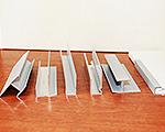 Декоративный профиль для СМЛ, негорючих панелей на основе стекломагнезита
