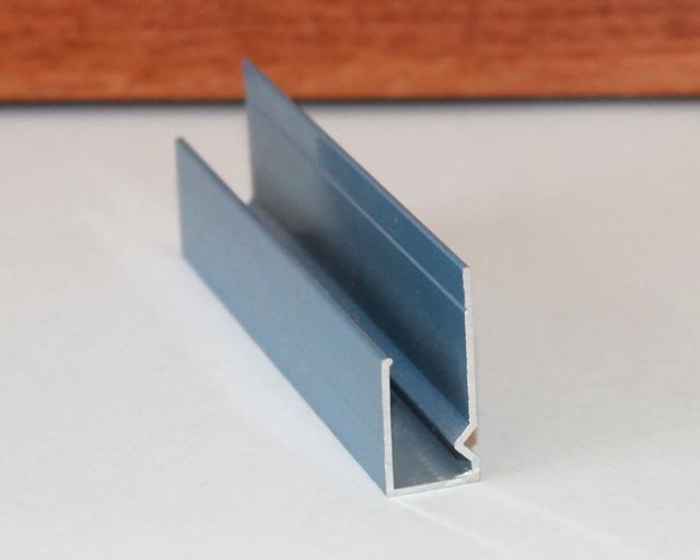 Профиль стартовый L (эль) под панель 8 мм, 10 мм