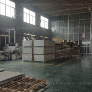 Производство окрашенного СМЛ по заказу из Владивостока