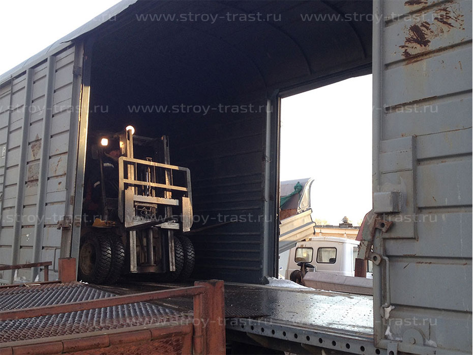 Ожидается новое поступление стекломагнезита 8 и 10 мм на склад в СПб