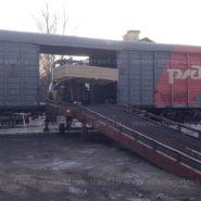 Поступление партии СМЛ Харбин Премиум 10мм на склад для реализации в Санкт-Петербурге