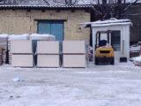 Новое поступление стекло-магниевого листа на склад СтройТраст в СПб