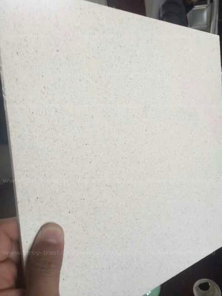 Качество стекломагниевого листа с новой производственной линии успешно прошло проверки