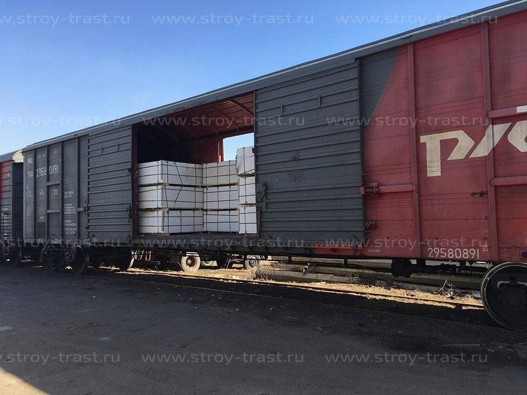 На склад в СПб отгружена крупная партия СМЛ класса Премиум