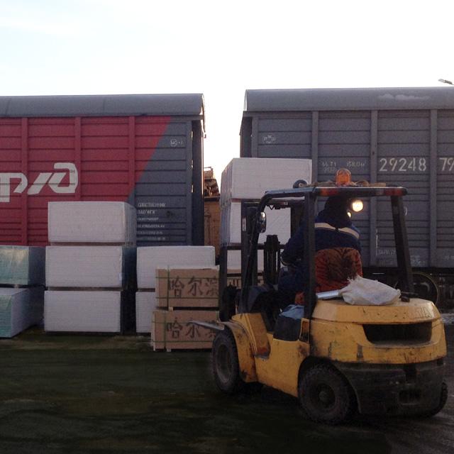 ЦСП 10 и 12 мм теперь всегда в наличии на складе в СПб!