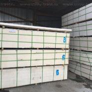 На склад в СПб поступил стекломагниевый лист 6 мм класса премиум