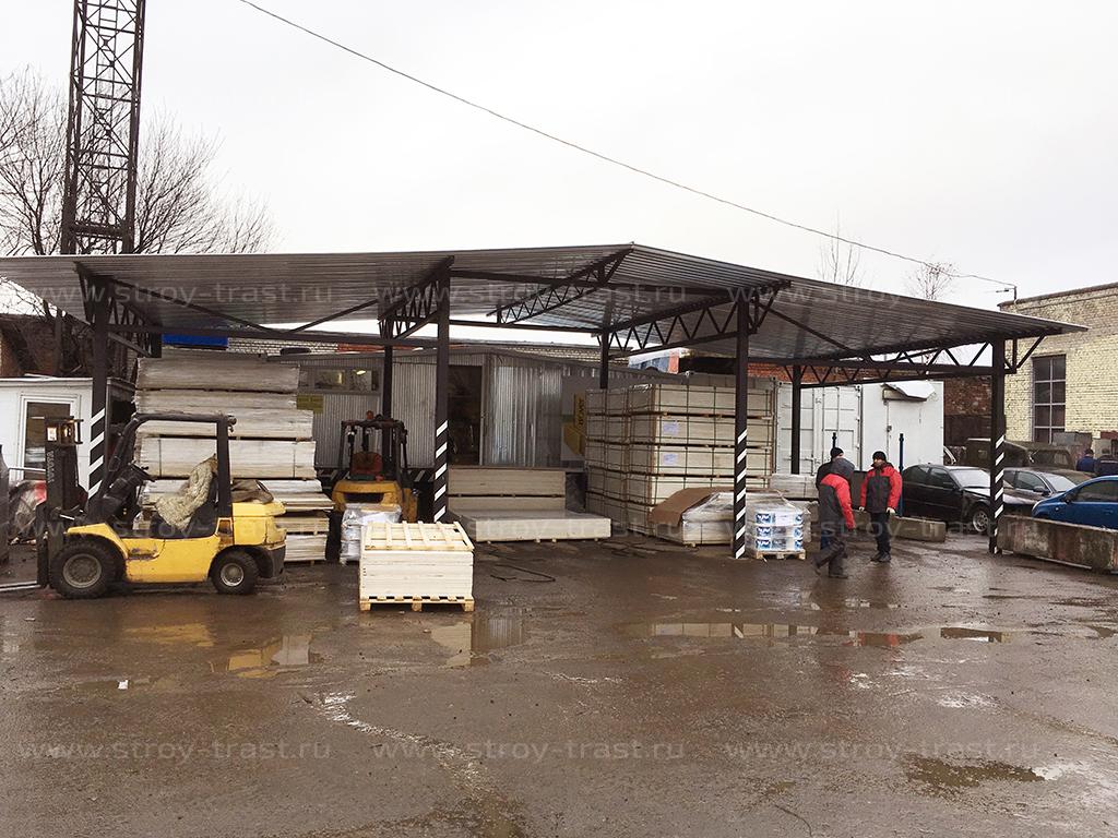 В Санкт-Петербурге открыт новый отгрузочный терминал для СМЛ и других листовых материалов