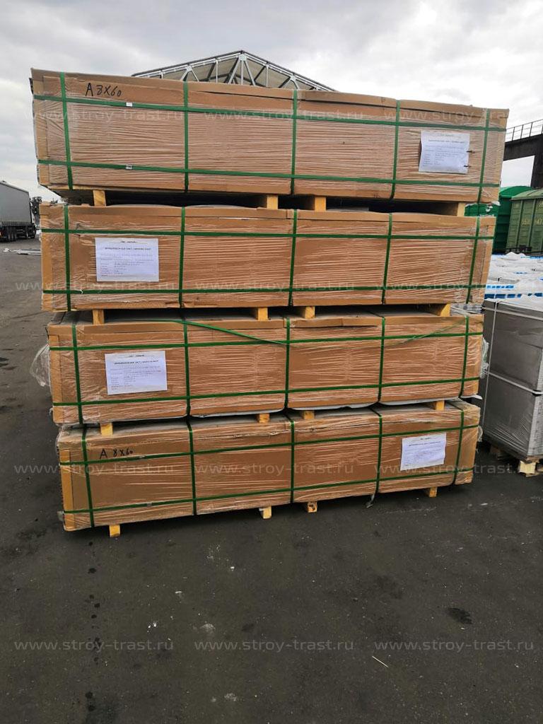 Производство СМЛ компании СтройТраст анонсирует стекломагнезит в новой защитной упаковке