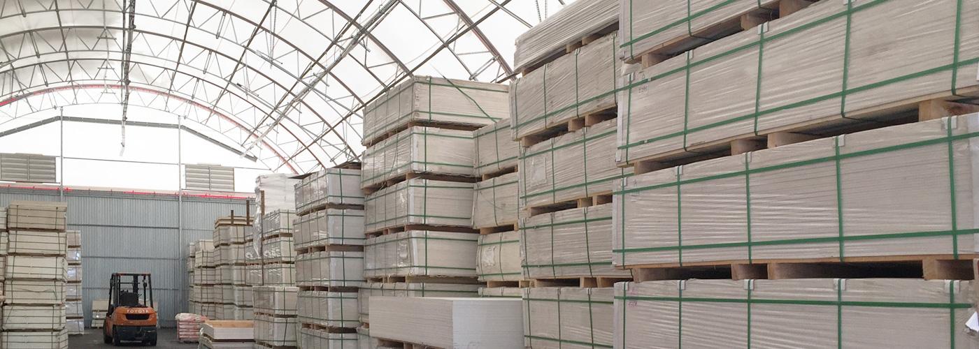 СМЛ в наличие! Один из крупнейших складов стекломагниевого листа в России!